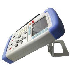 De micro- Meter van het Ohm met Ware LCD van de Kleur TFT Vertoning (AT518L)