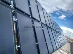 Высокое качество КПК солнечного коллектора с отражателем из нержавеющей стали