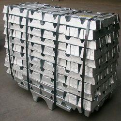 Lingotes de aluminio de alta pureza del 99,7% lingotes de aluminio con SGS Informe