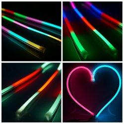 مصابيح LED Evenglow Strips لـ بدقة 31.5 بوصة للتحكم في الألوان سيارة قارب صوت تخييم مركبة مع وحدة تحكم Bluetooth