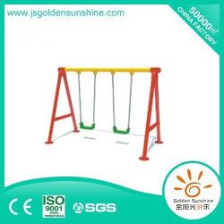Parque Infantil Conjunto de giro de plástico com escorrega para as crianças e as crianças