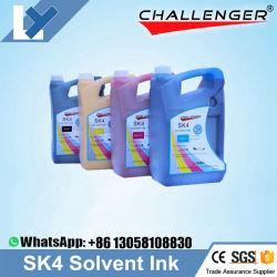 Precio Mayorista de fábrica/SK4 tinta solvente para Infiniti Phaeton Challenger SK4 impresora solvente de tinta para Seiko Spt 510 35/50pl cabezal de impresión