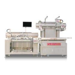 Использование автоматической пыли и статической функции ликвидации шелк машины трафаретной печати