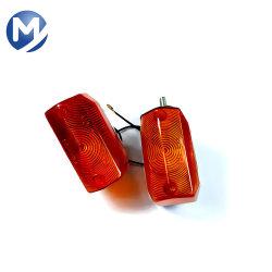كمبيوتر دقيق للغاية قوالب بلاستيكية لحقن السيارة الخفيفة تصنع قالب لمصباح مصباح المؤخرة الأوتوماتيكي