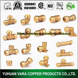A tubulação do tubo de cobre da taxa de chumbo com cUPC NSF CSA para EUA, Canadá