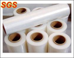 Прозрачный 500мм*20мкм*1500 футов ручного натяжения пленки для упаковки поддонов