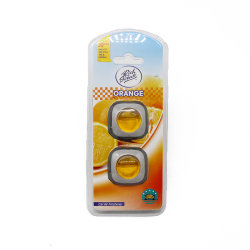 Car Vent Clip Air Freshener/Liquid Perfume Car Air Freshener with Diverse geuren