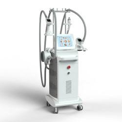 Corps d'aspiration de la cellule de traitement de matières grasses de Gel Minceur Cellulite Velashape Rouleau vide Vella Machine de forme