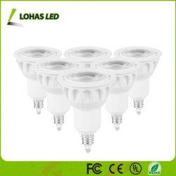 D'énergie blanc E11 5W LED spotlight ampoule lampe