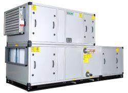 Frais de récupération de chaleur modulaire du système de ventilation, unité de manutention de l'air du système de CVC (HJK02-HJK200)