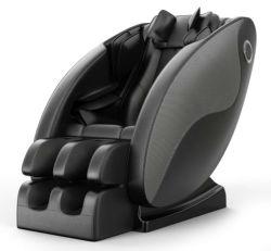 La compression d'air électrique de détente 3D Full Body Zero Gravity fauteuil de massage de pied thermique avec Bluetooth de la musique