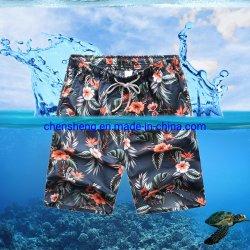 Preiswerter Badebekleidungs-Kabel-Strand-Großhandelsvorstand schließt volle Drucken-Kurzschlüsse für Mann-Frauen kurz