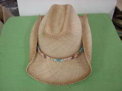 Ковбой Raffia Red Hat с чаем с пятнами (TG6754R240-2)