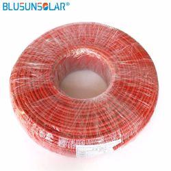 1X 6.0 mm TUV/UL 25 Durée de vie Câble solaire en polyéthylène réticulé