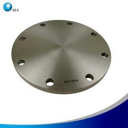 La norme ANSI DIN standard BS1092-1 GOST en acier au carbone A105 ST37.2 C22.8 S235JR P235gh froid galvanisé à chaud relever face à souder le cou de patiner sur le flasque de Thread aveugle