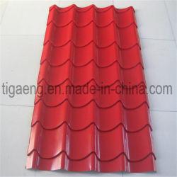 Nuovo tipo buone mattonelle lustrate antiche di punto del ferro di qualità PPGI/PPGL