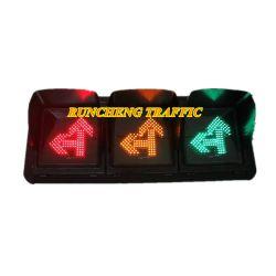 Gerade Lampen-Ampel-Regelungs-Einheit des Drehung-Straßen-Signal-LED