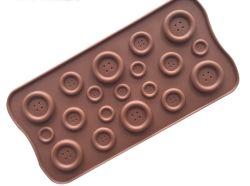 Muffa sveglia della gelatina \ sapone \ cioccolato della muffa del silicone di figura del tasto, torta di cottura di DIY che decora gli strumenti