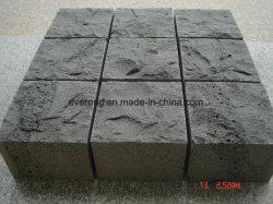Granito natural/Basalto/Cinza/Bluestone Palmas para pavimentação de pedras para jardim/caminho