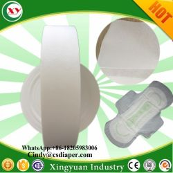 Airlaid absorbentes de papel toalla sanitaria de las materias primas