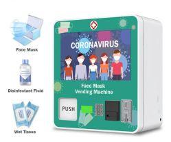 Nova máscara/ Desinfetante/ Lado Sanitizer/ máquina de venda automática de tecido molhado
