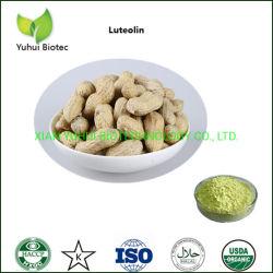Shell van de pinda Uittreksel 98% Luteolin voor Kanker