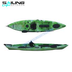 長さは価格の上のUsato釣カヤックでプラスチックカヤック3.95メートルの置かれる