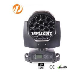 19HP 15W luz LED/lavar a cabeça móvel LED Luz para DJ/Discoteca