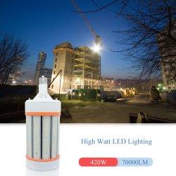 1000Wによって隠される置換277V-480V 420W LEDのトウモロコシランプEx39