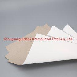 230--450g papier ivoire dos gris Conseil/ carte papier recto verso/Un côté à dos gris Papier couché