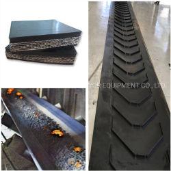 Ep/Nylon/Steel Netzkabel-/Chevron-industrielles Gummiförderband