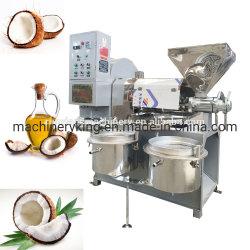 Кунжутное арахисовое кокосовых высевающей оливкового малых авто маслоотжимной пресс