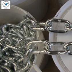 La cadena de arrastre de la cadena vaca ordinaria de la cadena de perro suave DIN 5685Cadena de eslabones de una cadena