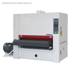 R-RP1300産業木工業機械装置の木製のドアの研摩機機械1300mm広いベルトの紙やすりで磨く機械