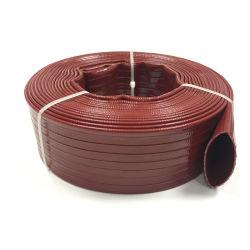 고압 PVC Layflat 물 출력 호스 공급자
