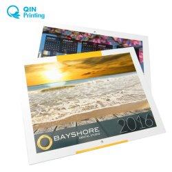 Diseño libre de 2018 Calendario personalizado con Logo