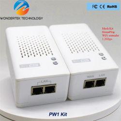 PW1 WiFi met powerline voor de schakelaar van het Huis