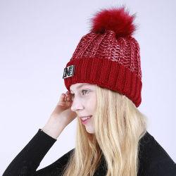 Проверка правописания Hand-Knit цвета с бархатным шерсть Red Hat (SNZZM шаровой опоры рычага подвески011)