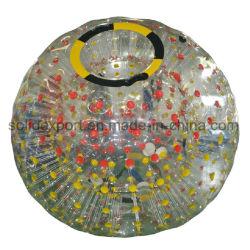 Inflatablesの巨大なプラスチック水遊園地のための歩く球のハムスターの球のZorbの球