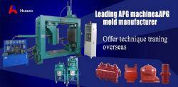 Résine époxy STANDARD APG pour transformateurs de mesure de la machine de serrage, Insulaters et la bague