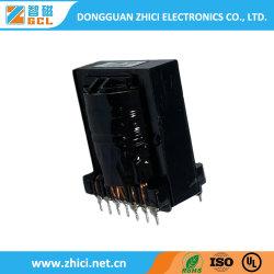 Kundenspezifischer reiner kupferner AudioAbwärtstransformator 12V 1A des Cer-CQC des signal-220V 110V
