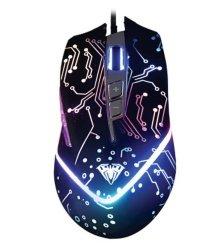 Оптовая торговля Эргономичный светодиодный индикатор для ПК компьютер оптического Professional проводной программируемые установки Игровые мыши