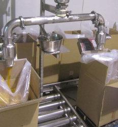 Manteiga de sésamo preto/branco em tamanho industrial
