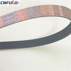 Rfl couleur marron de la courroie en caoutchouc pour machines textiles