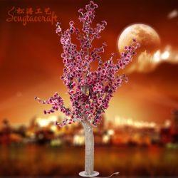 شجرة ضوء زهر خارجية ساخنة من نوع LED لانسكيب