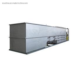Spreco di CE/ISO/SGS/acque luride/Grey/Effulent sepolto industriale e nazionale/trattamento delle acque/eliminazione/strumentazione neri purificatore/del filtrante