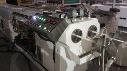 Deux de la machine en plastique double tête d'extrusion tuyaux en PVC de la cavité conduit