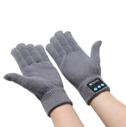 Aangepaste Nieuwe Stijl Gebreide Handschoenen Bluetooth