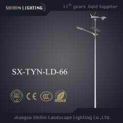 태양광 바람 LED 실외용 파워 비상 동작 센서 스트리트 라이트