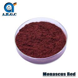Monascus أحمر صبغة عضوية اللون اللون ألوان الطعام الطبيعية مسحوق الألوان CAS No: 39944-62-2 Monascus Red